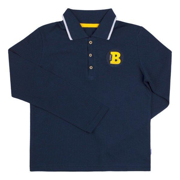 Koszulka polo z długim rękawem BEMBI