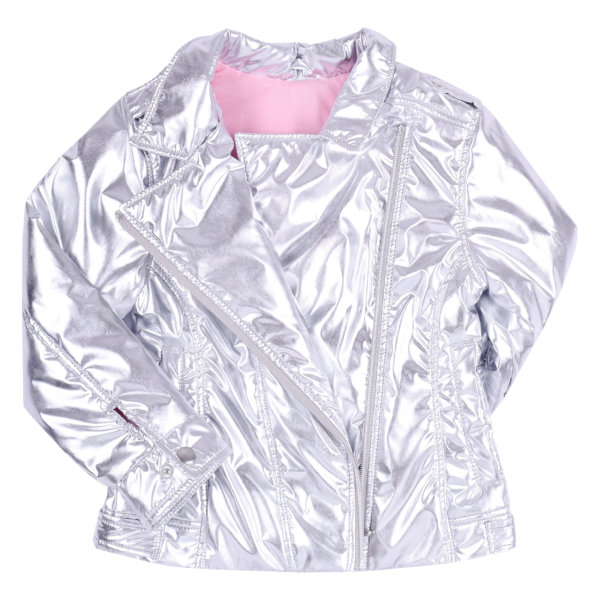 Dziewczęca, modna kurtka rozpinana BEMBI
