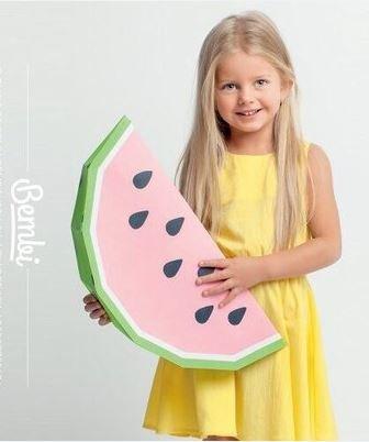 Słonecznie żółta letnia sukienka dla dziewczynki Bembi PL165 kolekcja LATO wyprzedaż