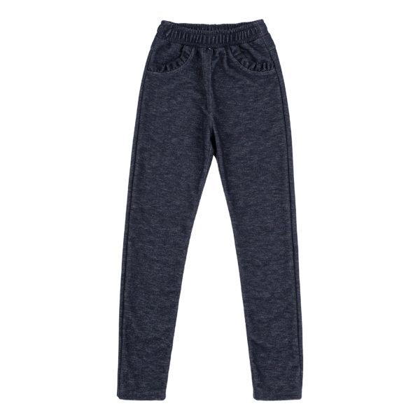 Spodnie dzianinowe z kieszeniami BEMBI