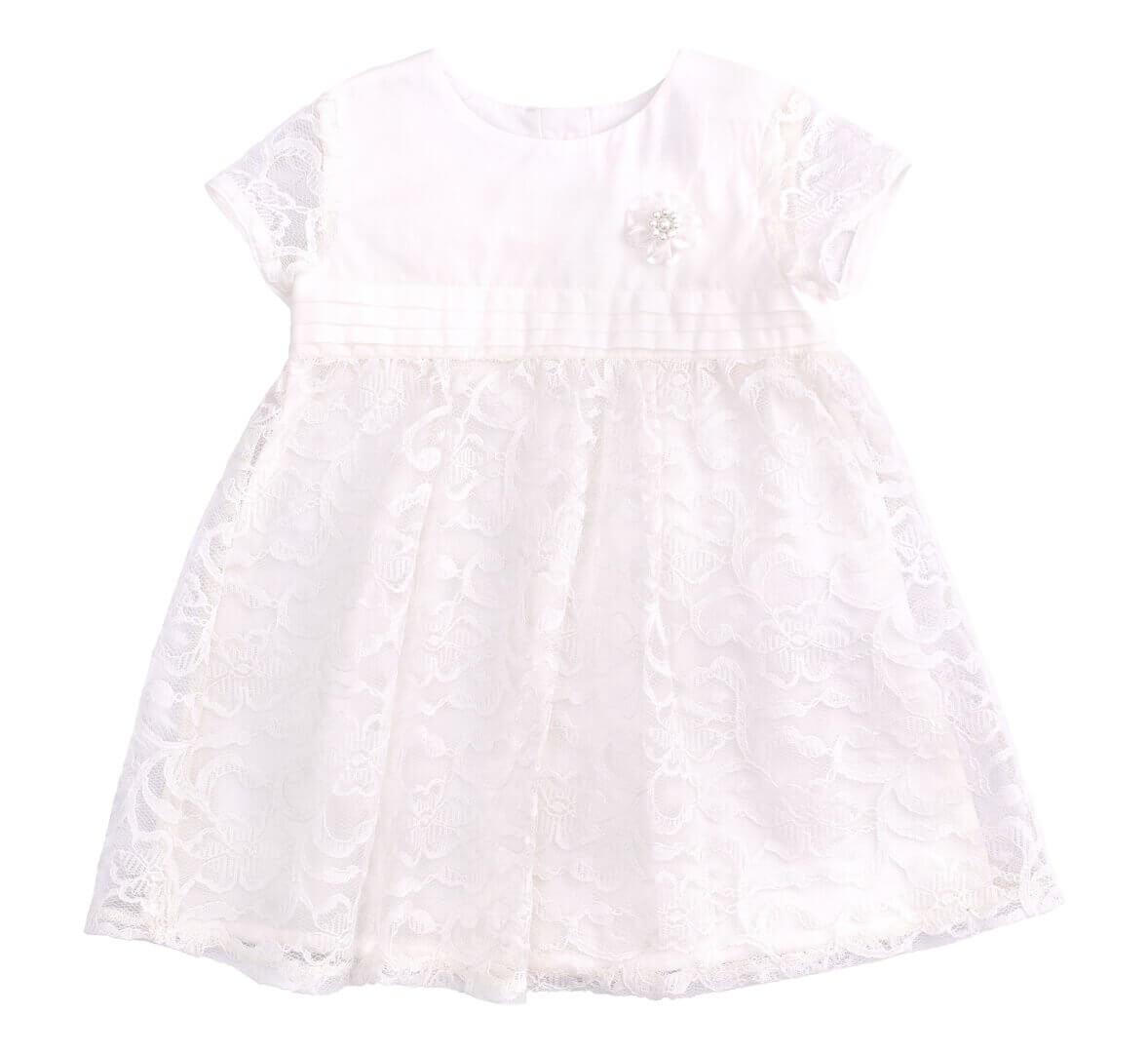 Sukienka-okolicznosciowa-biala-ecru-na-chrzest-dla-dziewczynki-bembi-kolekcja-newborn-dla-niemowlat-PL255_01a