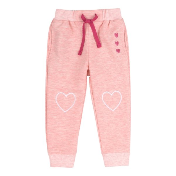 Spodnie dresowe dla dziewczynki SHR611