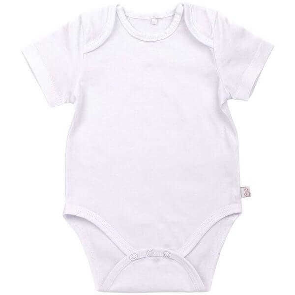 Body niemowlęce białe dziewczynka chłopiec BEMBI BD108