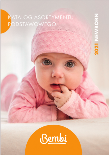 Katalog Newborn 2021 - Bembi
